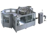 Quality Wine / Beer / Carbonated Automatic Bottle Filling Machine For Glass Bottle for sale