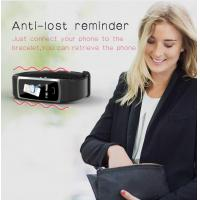 China Full Color Screen Bluetooth Smart Wrist Watch on sale