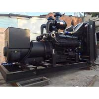 Quality OEM factory  Shangchai series 500kw  diesel generator set three phase hot sale for sale