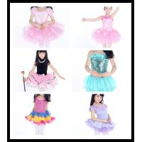 Best 8000 children ballet tutu cosutmes /Latin dance dress wholesale