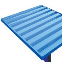Quality Logistic Steel  Stackable Steel Pallets , Stackable Metal Pallets 1000 - 2000kg Capacity for sale