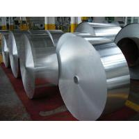 Quality Thickness 0.08-0.2mm Width 60-1440mm Finstock  8011-H24 Aluminum Bare foil applied for refrigrrator for sale