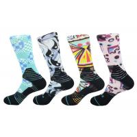 Quality Polyester/ Spandex / Elastane  Make to order  3D-Printing Socks for sale