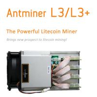 Quality Bitcoin Device Bitmain Antminer L3+ (600Mh) Mining Scrypt Algorithm DGB Coin 850W Power Psu for sale
