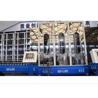 Buy 2500mm Height Double Glazing Glass Machine High Efficiency For LowE Glass at wholesale prices