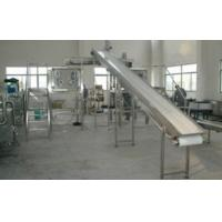 China Food Grade Industrial Canning Machine , Automatic Fruit Canning Machine Smooth Surface on sale