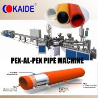 Best Extrusion line for 5 Layer Composite Pipe PEX-AL-PEX KAIDE factory wholesale