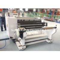 China Slitting Machine for Nomex sheet or polyster film for busbar trunking system on sale