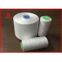 Best Less Broken Ends Polyester Spun Yarn for Sewing Threads , 100% Polyester Yarn wholesale