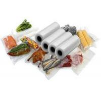 Quality Heat Seal Food Vacuum Bags Storage Smell Proof Laminating Pouch Gravure Printig for sale