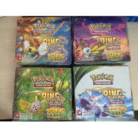 Quality 324pcs/lot English Pokemon Cards XY POKEMON Trading Cards Toys for children for sale