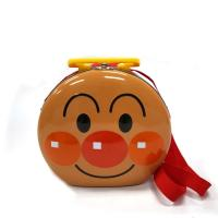 Quality Lovely Anpanman Shape Tin Lunch Box for sale