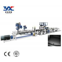 Quality Car Boot Plastic Sheet Extruder machine for sale