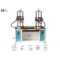 Quality 220V PVC Box Cylinder Forming Machine Pneumatic Driven Mode Digital Temperature Control for sale