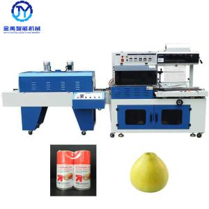 Quality POF Grapefruit Bottles Automatic Sealing Machine JY-450SS for sale