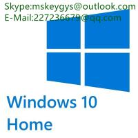 China Wholesale oem full version Microsoft Windows 10 home   win 10 pro oem  dvd coa sticker win10 home   win 10 pro oem  win on sale