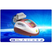 Quality At home laser lipo machine for cellulite reduction , body slimming equipment for sale