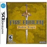 Quality Fire Emblem Shadow Dragon DS game for DS/DSI/DSXL/3DS Game Console for sale