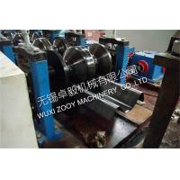 Quality W Beam highway guardrail roll forming machine 22KW With PLC Control for sale