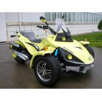 Best BRP Can-am 250CC Single Cylinder Sand Three Wheel ATV In Yellow wholesale