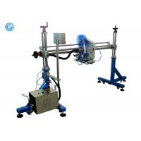 Quality Production Line Expanded Bottle Labeling Machine Gantry One Head for sale