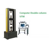 Buy cheap Aluminum Alloy Cover Computerised UTM Universal Testing Machine from wholesalers