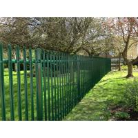 Quality palisade security fencing for sale