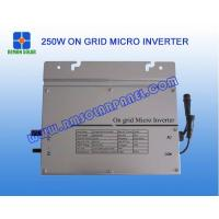 Best 250w micro solar on grid inverter wholesale