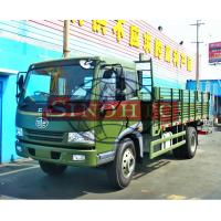 Quality 10 - 12 Tons Cargo Transport Truck FAW 6 Wheelers 4 X 2 High Sidewall Body for sale