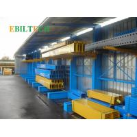 Quality Structural  Cantilever Pallet Racking , Heavy Duty Cantilever Racking System for sale