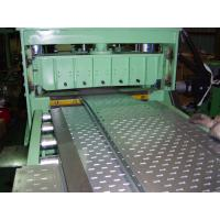 Customized Cable Tray Roll Forming Machine 250 Ton Punching Press