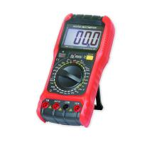 Best Electronic pocket Handheld Digital Multimeter Red with Multifunction wholesale