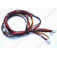 China Molex Electronic wire harness With 5557 / XHP Connector UL1007 16-20AWG For Office Equipment on sale