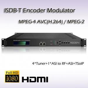 Quality DVB-S/S2 TO DVB-T Transmodulator for sale