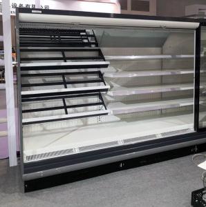 Open Remote Multideck Chiller Cabinet