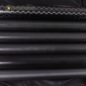 Quality Sports Fishing Flip Lock 3 Inch 3K 12K Carbon Fiber Tubes for sale