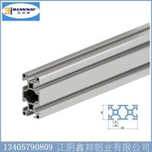 6063-T5  3060mm T-Slot Aluminium Profile System