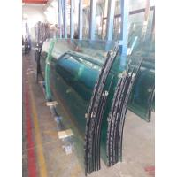 Buy cheap Oversized Bending and Curving tempered Laminated Glass suppliers from wholesalers