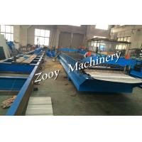 Quality Double Layer Color Steel Roof Tile Making Machine For Wall Panels for sale