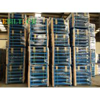 Quality Recyclable Metal Pallet Stacking System Good Rust Proof Performance Environmental for sale