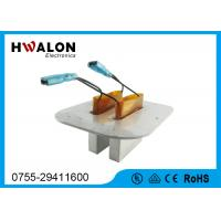 Quality High Efficiency PTC Thermal Resistor Ceramic Heater Element Stainless Steel Material for sale