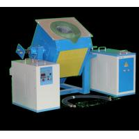 Quality Iron Steel Copper Aluminum Melting Electric Induction Furnace 110kw for sale