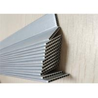 Buy Aluminum Condenser Auto Parts Extruded Channel Multi Port Tube For Heat Transfer at wholesale prices