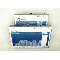 China 9-28V DC Power GSM Remote Terminal Unit , Wireless Industrial RTU Control System on sale