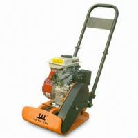 Quality Plate Compactor with 2.5hp Engine with Unique Design Configuration for sale