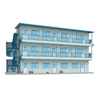 Quality Light Steel Frame Factory container with High Quality (JF 0008) for sale