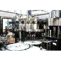 Quality Full Automatic Carbonated Drinks Liquid Filling Plant (CGFD) for sale