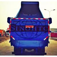 Quality 20 - 27 Cubic Meters Steel Dump Bodies, Tipper Body For 8x4 Heavy Duty Truck Chassis for sale