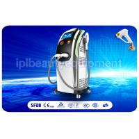 Quality Security Powerful High Energy IPL Laser Machine 2 Systems In 1 With Lovely Appearance for sale