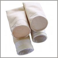 Quality Blast Furnace Aramid Filter Bag / Cement Plant Filter Bags OEM Service for sale